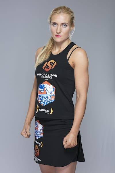Yana kunitskaya invicta fighting championships for Russian foxy